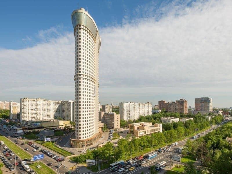 жилой комплекс Дирижабль