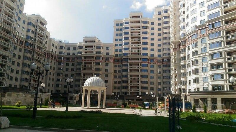жилой комплекс Донской Олимп